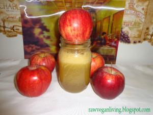pure real apple juice