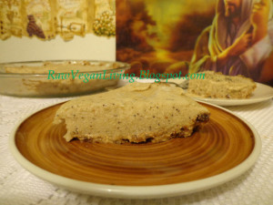 banana coconut poppy seed ice cream pies