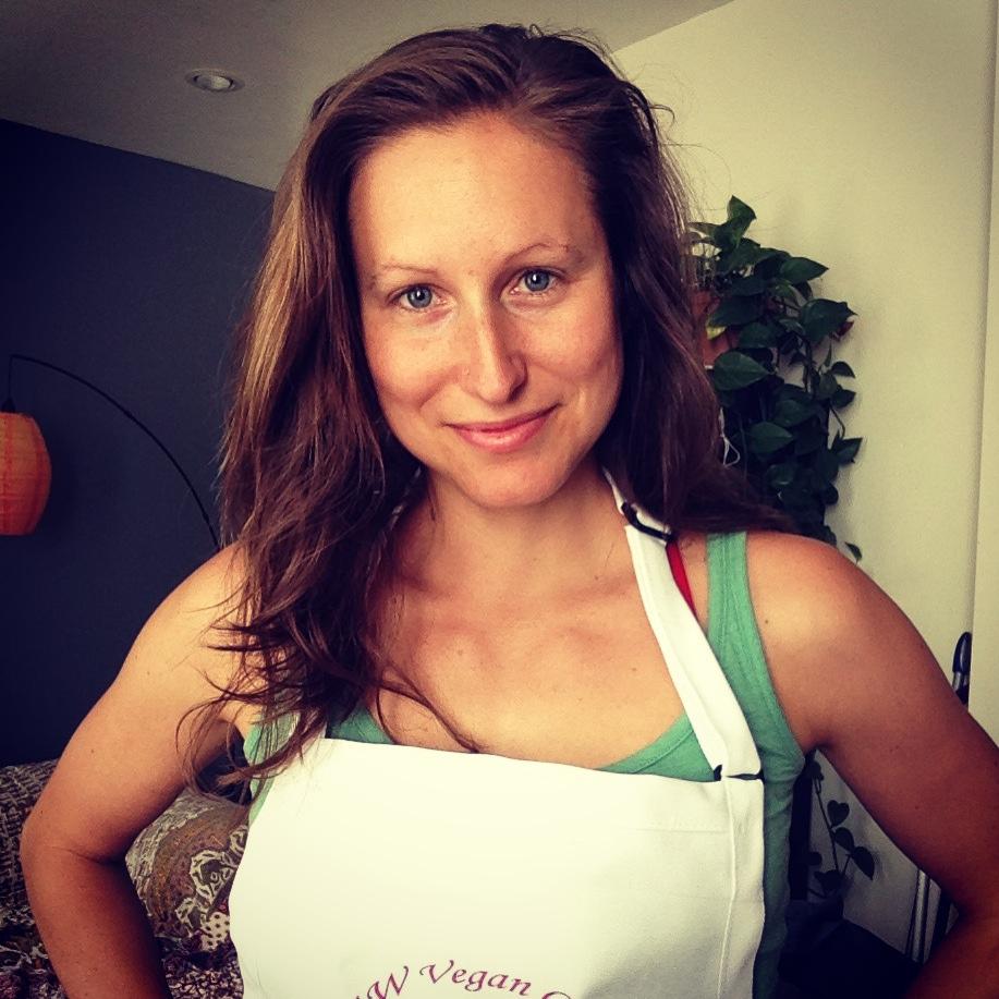 raw vegan chef lauren amerson