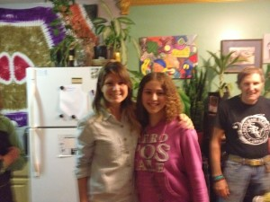 Megan Elizabeth and Miliany Bonet