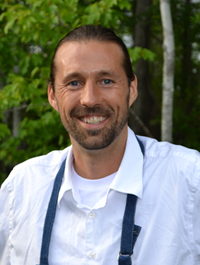 raw food chef dan mcdonald