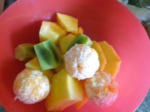 pineapple kiwi juice ingredients