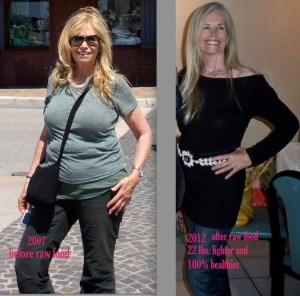 Mimi Kirk before and after