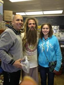 Dad, Matthew Warner and Miliany Bonet