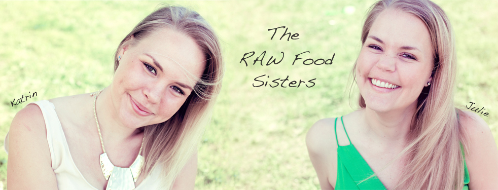The Raw Food Sisters