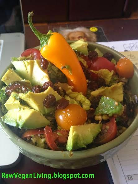 raw chili