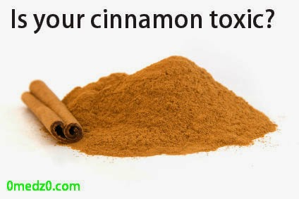 is your cinnamon toxic