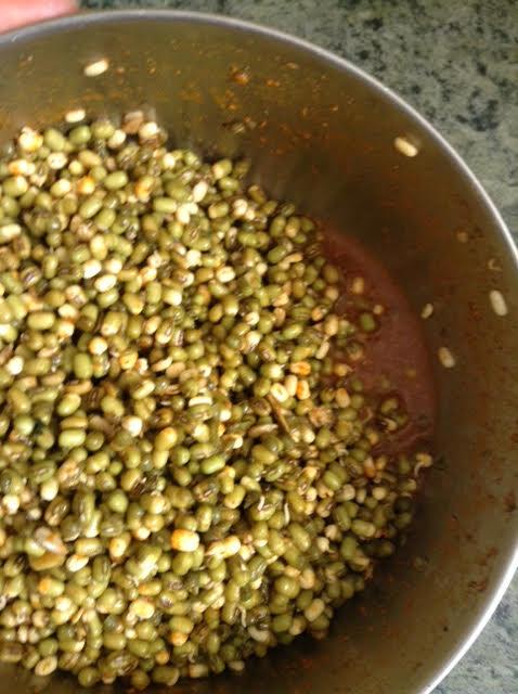marinated_mung_bean_sauce