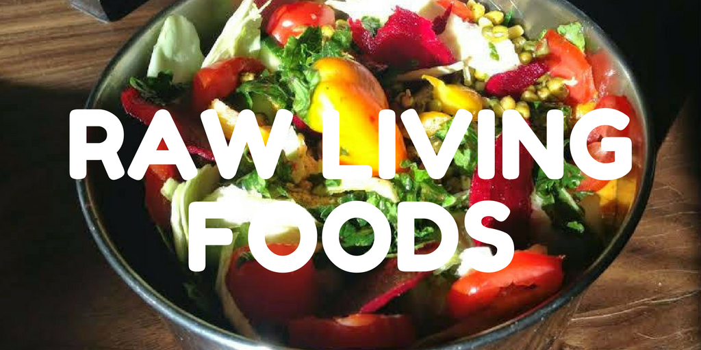 raw living foods
