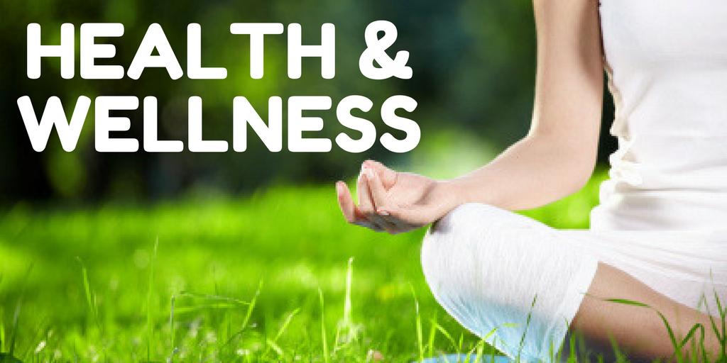 health and wellness thumbnail