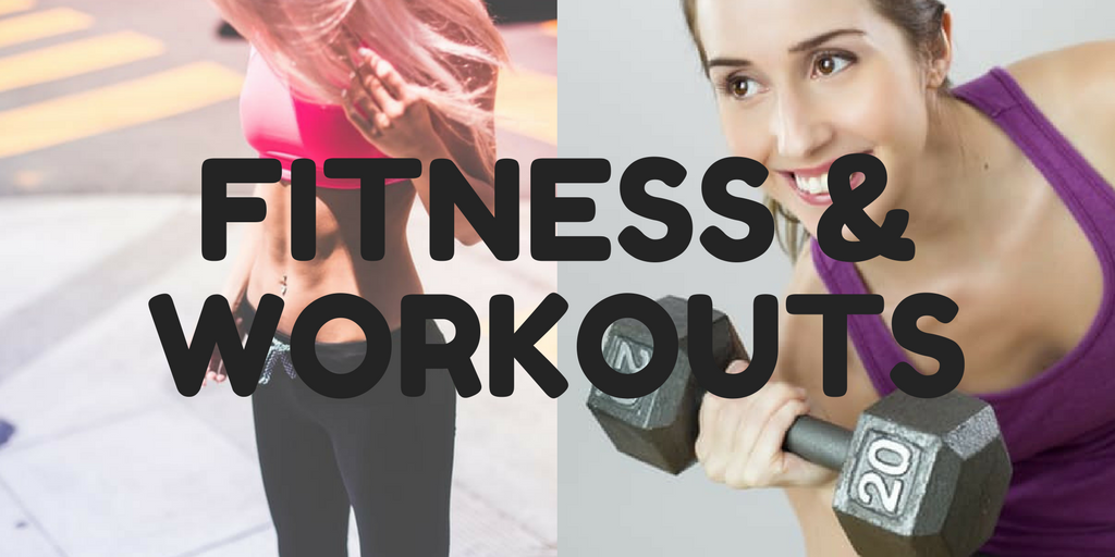 fitness and workout thumbnail