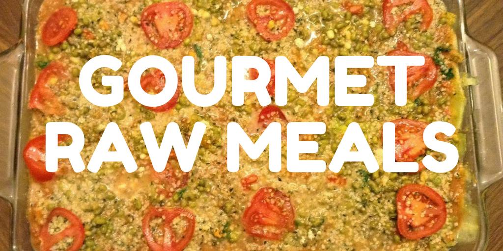 gourmet raw foods thumbnail