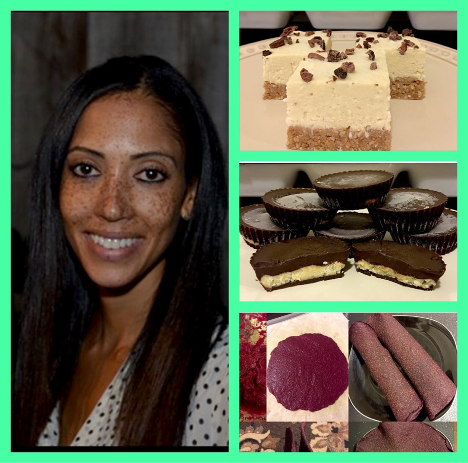 Interview with Instagram's Top Raw Food Recipe Creator: Angela Meade-Tatum!