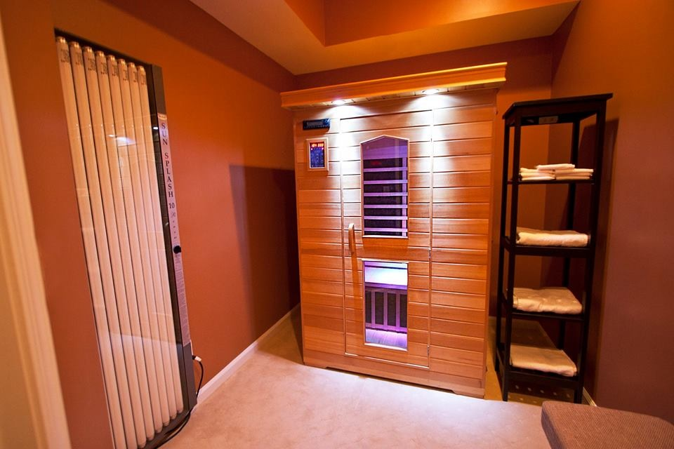 My First Far Infrared Sauna Experience