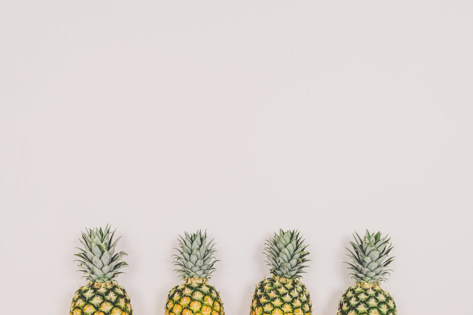 pineapple_background