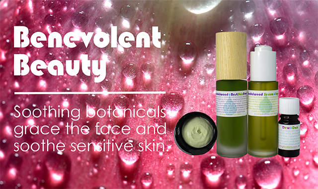 Living Libations Beauty Products for Sensitive Skin