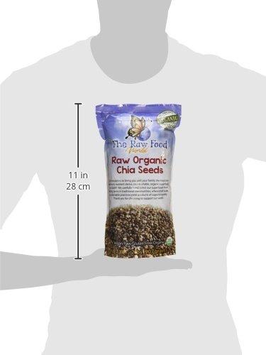 Certified Organic Chia Seeds