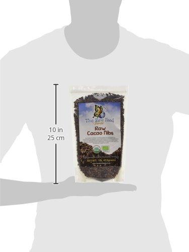 Raw Organic Cacao Nibs 2