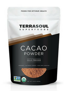 Terrasoul Superfoods Raw Cacao Powder
