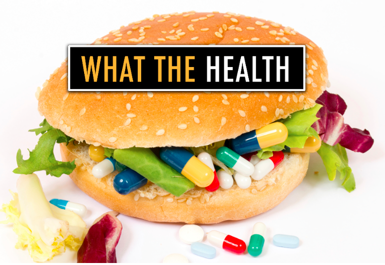 what the health film cover